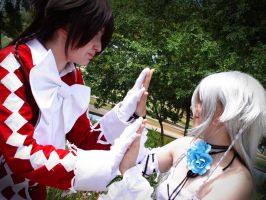 Pandora Hearts - One In the Same by SuperWeaselPrincess
