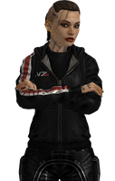 N7 Hoodie by Nightfable