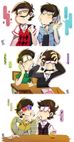 Nerds by UpsideDownParty