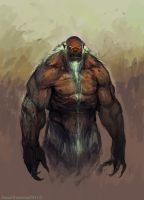 Monster by SaeedRamez
