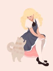 Cream the cat by delryyy
