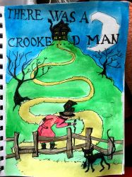 8: Crooked by feorag