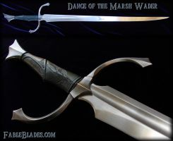 Dance of the Marsh Wader - By Fable Blades by Fableblades