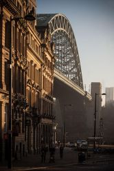 Bridges of Newcastle 2 by ukapala