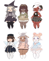 Besu-fawn Adopt Collab- OPEN (DISCOUNTED) by Faw-n