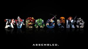 Avengers Assembled by GenZone