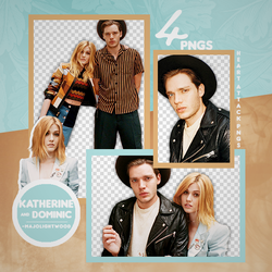 Pack Png: Katherine and Dominic #349 by MockingjayResources