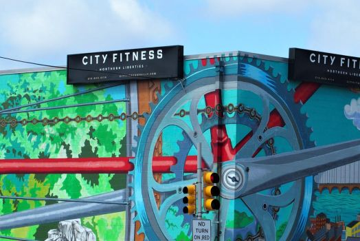 City fitness by isabelle13280