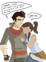 What is Logic - Makorra by FabulousBendingBros