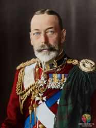 King George V - 1914 by Wittel99