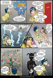 Jubilee in 'Boring Day' by snoozzzzzz