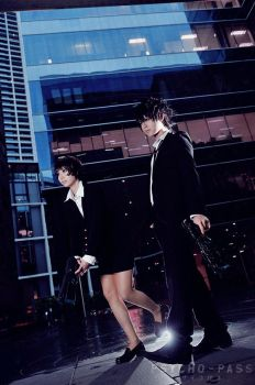 Psycho Pass by HAPPYHAHA