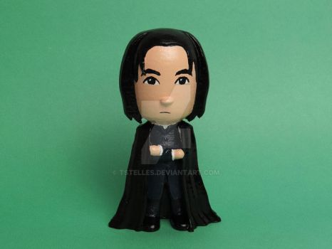 Severus Snape -3D printed by tstelles