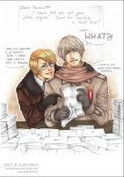 APH - To Russia with love - by alatherna