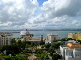 View from Old San Juan 3 by KealeS