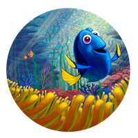 Finding Dory by nik159