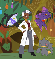 Pokemon Professor Zecora