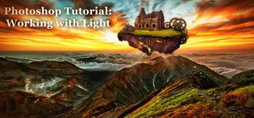 Photoshop Tutorial: Working with Light by XResch