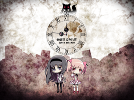 Madoka - The Time has Come by jumeauxroses