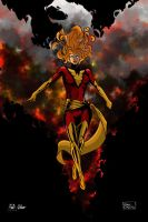 The Phoenix force - Coloured by g45uk2