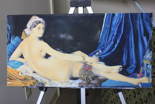 Odalisque *Master Study* by Bo19
