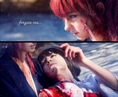 Fogive me my love by AGflower