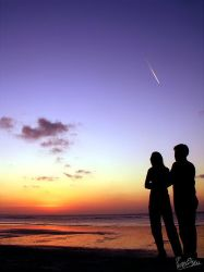 ... Sunset Romance ... by ditya