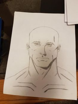 I try to draw comics #3... lex? by probablyadoombot