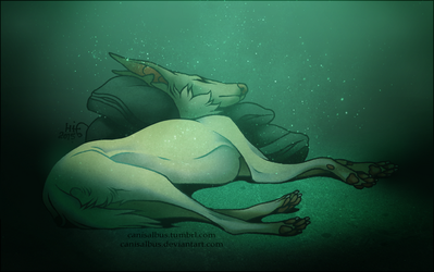 Hypnos by CanisAlbus