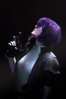 Ghost in the Shell - Devotion by YumiKoyuki