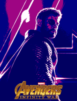August Avengers #19.7 - Infinity War (2018) by JMK-Prime