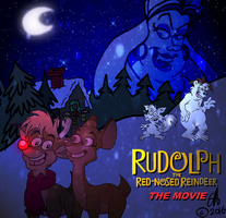 Ru-Dolph Lundgren and his NOSE OF STEEL by Chopfe