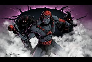 Masters of the Universe - Anti He-Man by Killersha