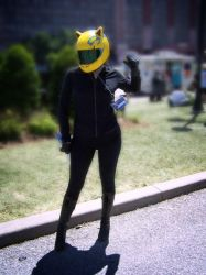 Celty Goes To Cons by Bewinged