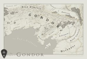 Gondor by SirInkman