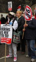 May 18th 2013 - Save the NHS: 19 by LouHartphotography