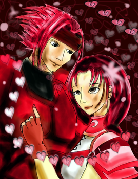 Love is in the Air by Nika-The-Kitsune