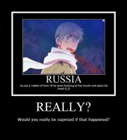 Russia is possessed? by animer334