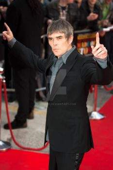 Ian Brown by Coquin