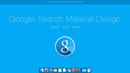 Google Search Material Design by JasonZigrino