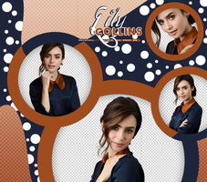 PACK PNG #24 | LILY COLLINS by oncesoul