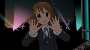 Yui Hirasawa from K-ON! by 117ps