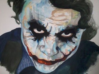 Why so serious... by s-carter