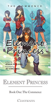 Element Princess Chapter 1 ( Kickstarter Project) by THEJETTYJETSHOW