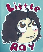 Little Ray by THEsquiddybum