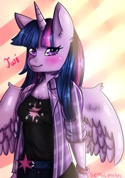 MLP / Twilight Sparkle by SepticMelon