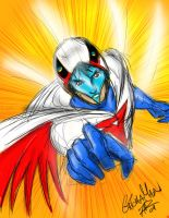 Gatchaman:ReSPECTs by siamgxIMA