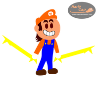 Nathaniel (Steven Universe: save the light) by MARIO-CAP
