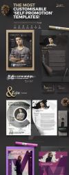 The Curriculum Vitae - Self Promotion Templates by retinathemes