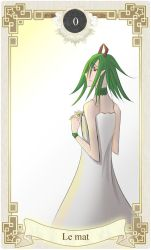 MS Tarot 0: Le mat by Sonia-Road